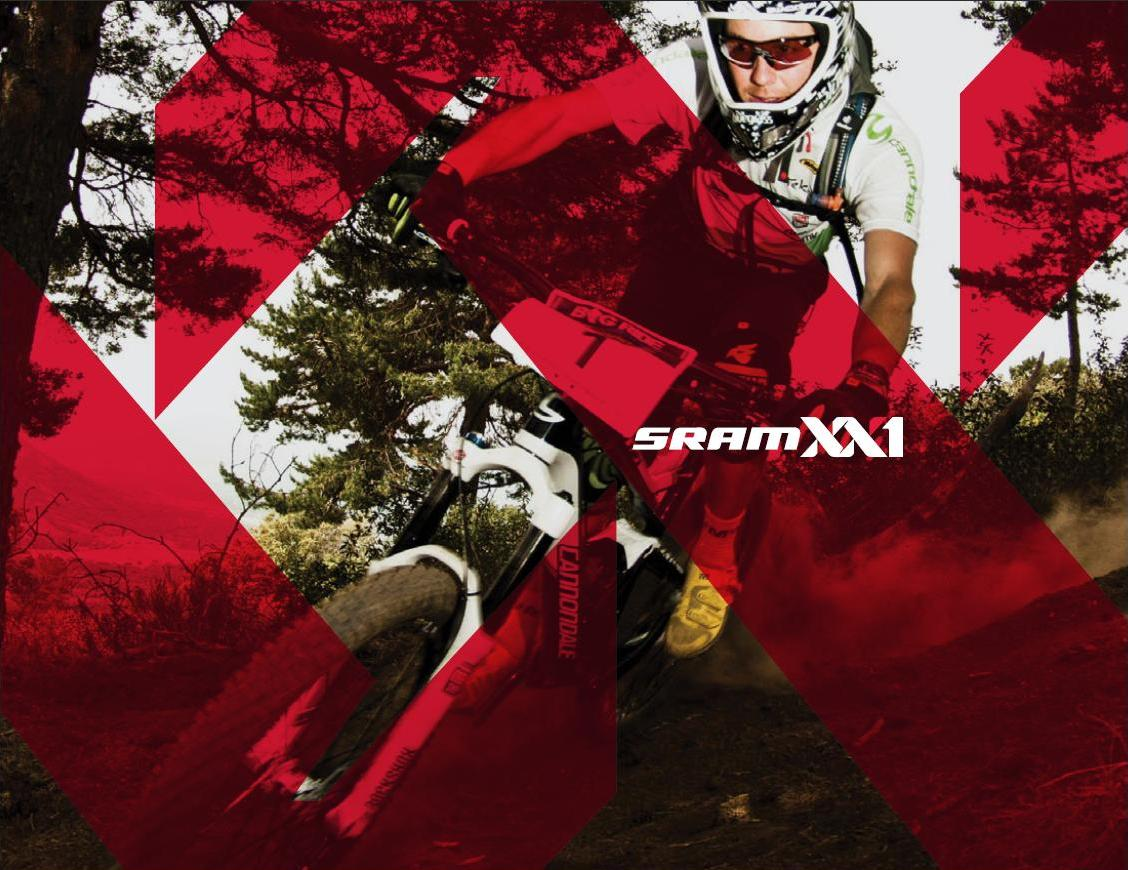 Sram XX1 - One. And only.